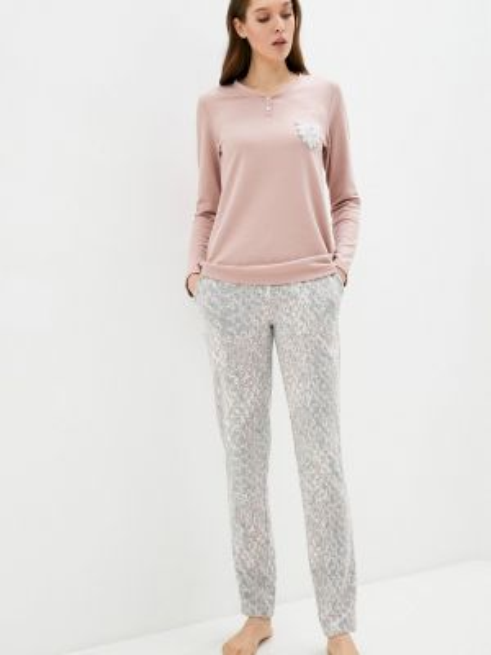 Пижама - фиолетовая Relax Mode