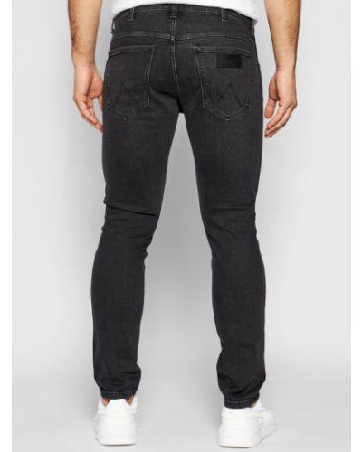 Czarne mom jeans Wrangler