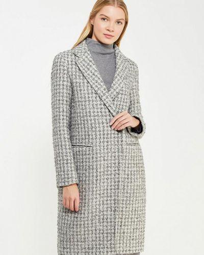 Пальто - серое Trussardi Collection
