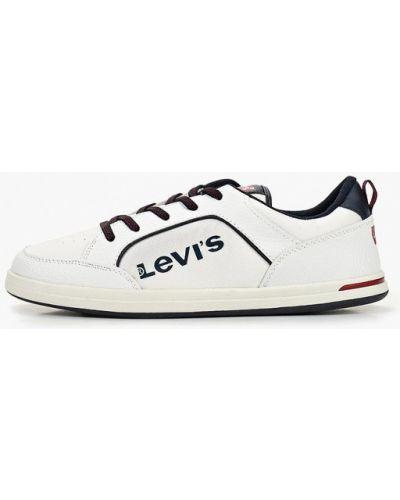 Кеды демисезонный кожаный Levi's®