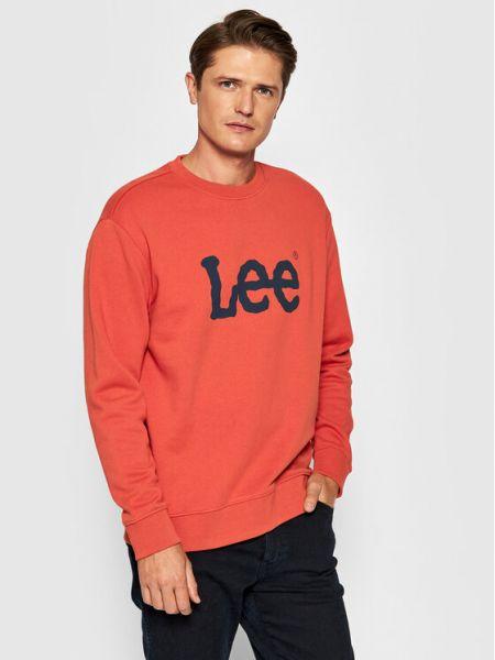 Bluza - pomarańczowa Lee