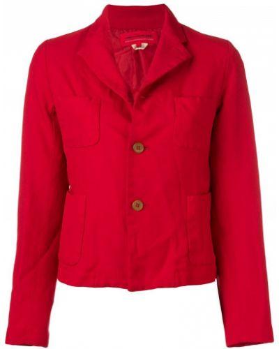 Пиджак с накладными карманами с лацканами Comme Des Garçons Girl