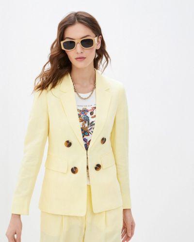 Желтый пиджак Gerry Weber