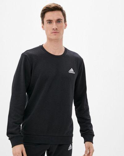 Свитшот - черный Adidas