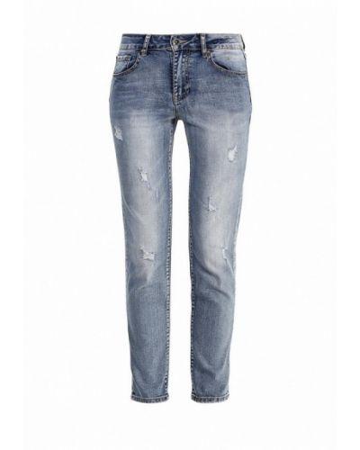 Зауженные джинсы - голубые Miss Bon Bon