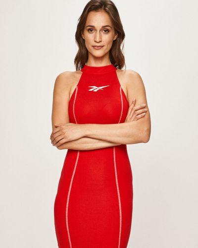 Облегающее платье мини - красное Reebok Classic