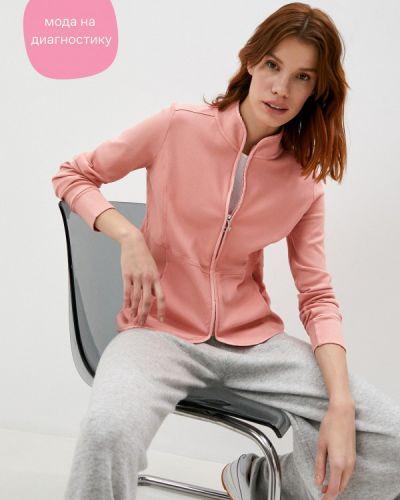 Розовая олимпийка Deha