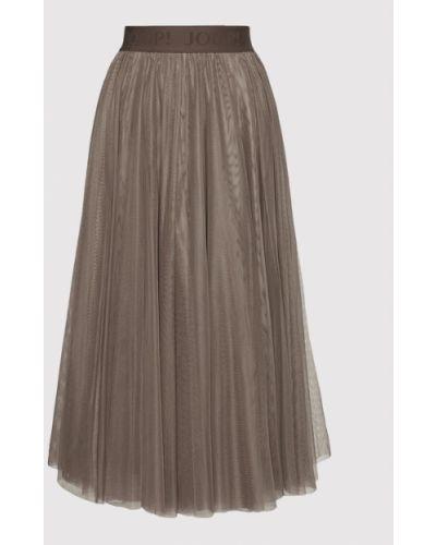 Brązowa spódnica tiulowa Joop!