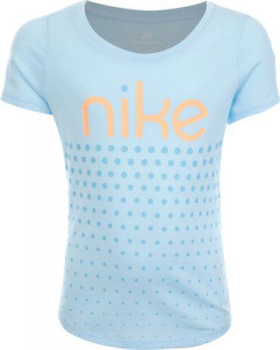 Футболка спортивная приталенная Nike