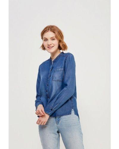 Синяя рубашка Gerry Weber