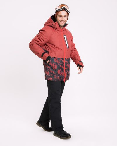 Красная куртка Oldos Active
