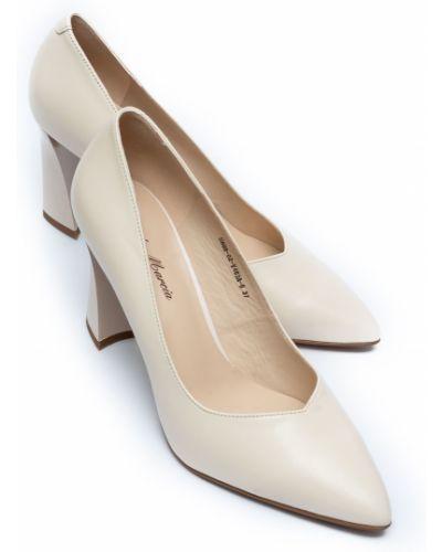 Туфли - бежевые Lady Marcia
