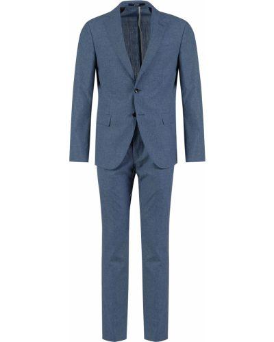 Шелковый костюм - синий Joop!