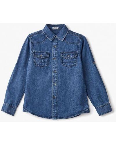 Синяя джинсовая рубашка Incity