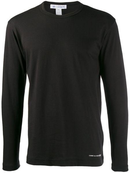Koszula z logo prosto Comme Des Garcons Shirt