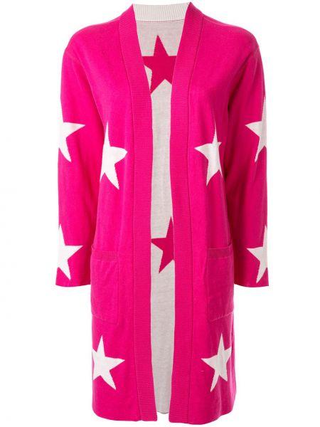 Прямое розовое пальто Guild Prime