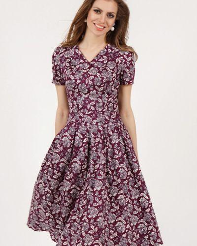Платье миди весеннее Olivegrey