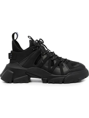 Czarne sneakersy Mcq