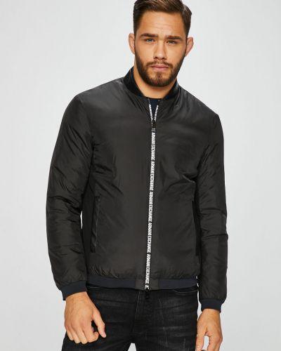 Утепленная куртка укороченная пуховая Armani Exchange
