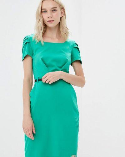 Платье зеленый Bezko