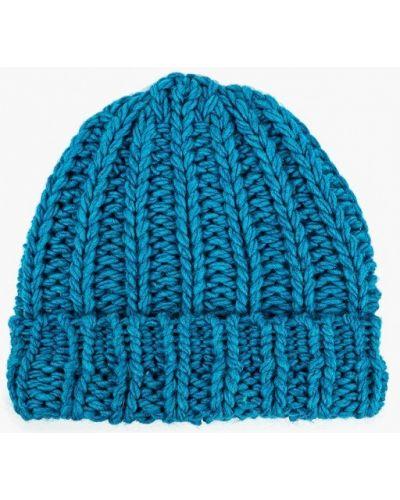 Бирюзовая шапка United Colors Of Benetton