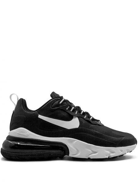 Кроссовки черные на тонкой подошве Nike