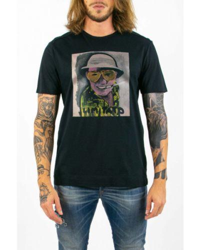 Czarna t-shirt Limitato