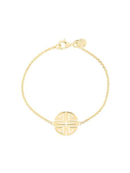 Bransoletka ze złota ze srebra złoto Shanghai Tang