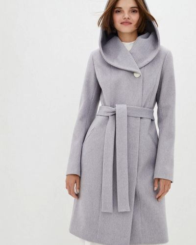 Серое пальто Danna