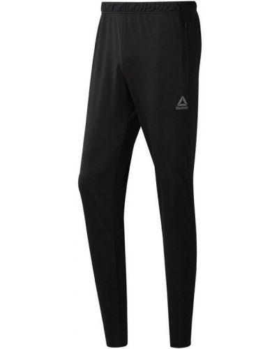 Czarne spodnie Reebok