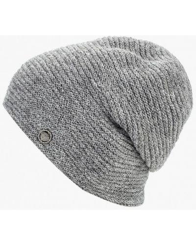Серая шапка осенняя Ferz
