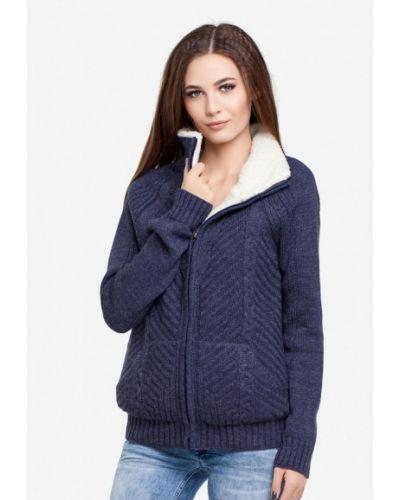 Утепленная куртка - синяя Happychoice
