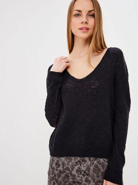Пуловер - черный Sack's