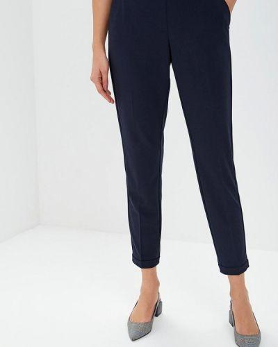 Синие брюки повседневные Betty Barclay