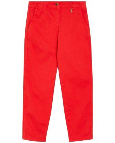 Czerwone spodnie Penny Black