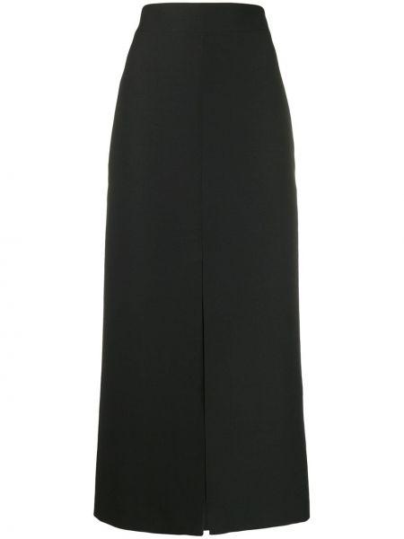 Spódnica ołówkowa z wysokim stanem skromny Valentino
