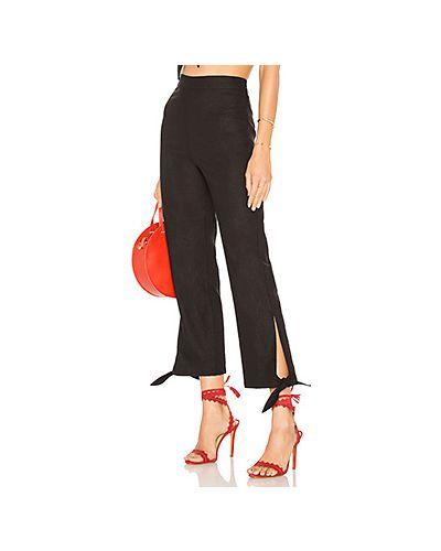 Черные брюки Majorelle