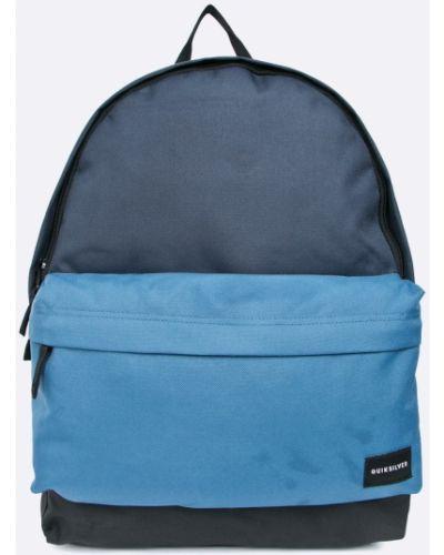Синий рюкзак с отделениями Quiksilver