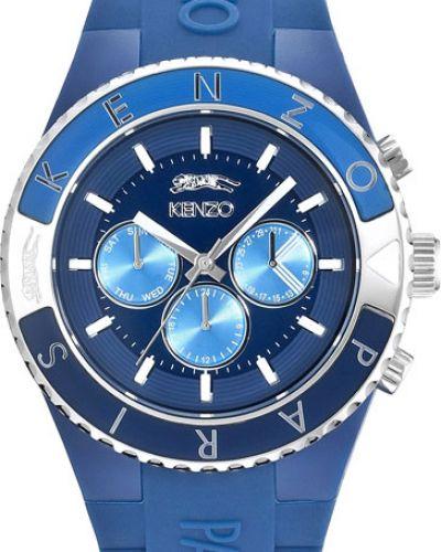 Часы водонепроницаемые пластиковые Kenzo
