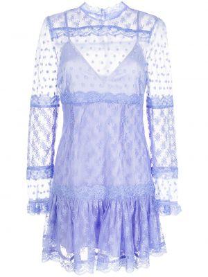 Платье макси длинное - фиолетовое Alice Mccall