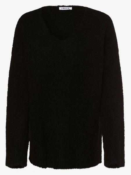 Czarny sweter Edited