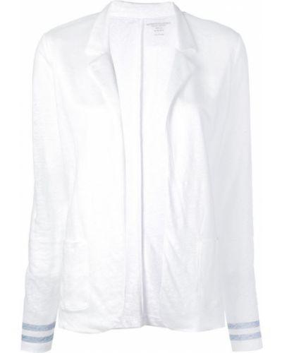 Прямой приталенный удлиненный пиджак Majestic Filatures