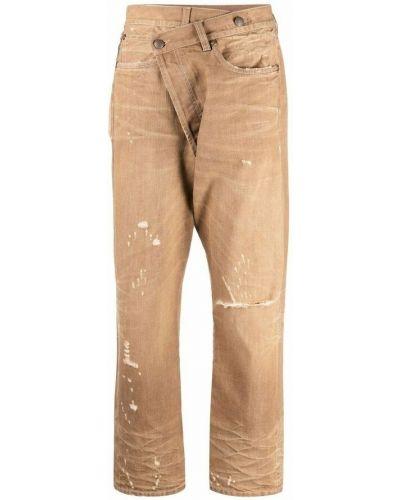 Beżowe mom jeans R13