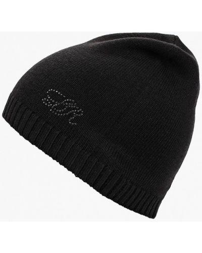 Черная шапка осенняя Love Republic