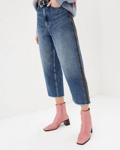 Расклешенные джинсы широкие Pepe Jeans
