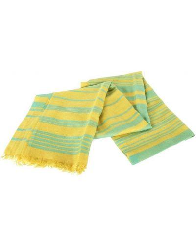 Żółty szalik Etro