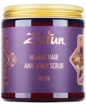 Пилинг для кожи головы кожаный Zeitun