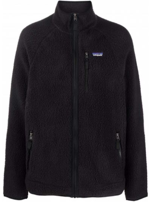 Длинная куртка - черная Patagonia