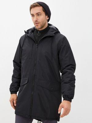 Черная зимняя куртка Befree