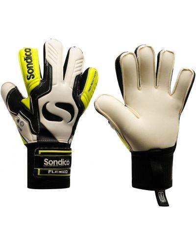 Białe rękawiczki Sondico